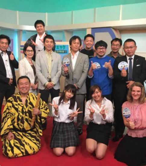 びわ湖放送「びわカン」出演