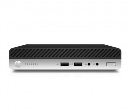 おすすめパソコン紹介 HP ProDesk 400 G3 DM