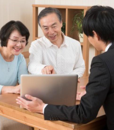 滋賀県内パソコン出張サポートサービスでシニアのお悩みを解決